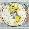 Publicité Carte Michelin - 1920 - Amériques