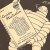 Pub Carte Michelin - Guide Rouge - 1925 -