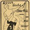 Publicité exerciseur Michelin - 1906