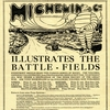 Michelin illustrates battle fields - 1920
