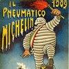 Il pneumatico Michelin - 1909